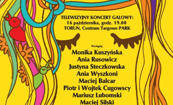 """Festiwal Twórczości Niezapomnianych Artystów Polskich """"Pejzaż bez Ciebie"""" – 2 plus 1"""", Toruń 15-16 października 2013"""